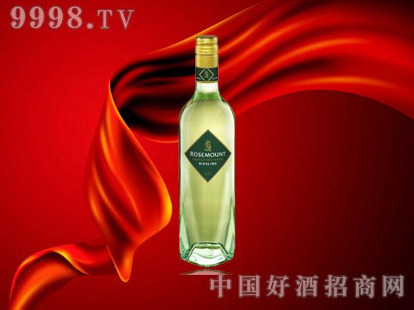 玫瑰山庄钻石标雷司令白葡萄酒
