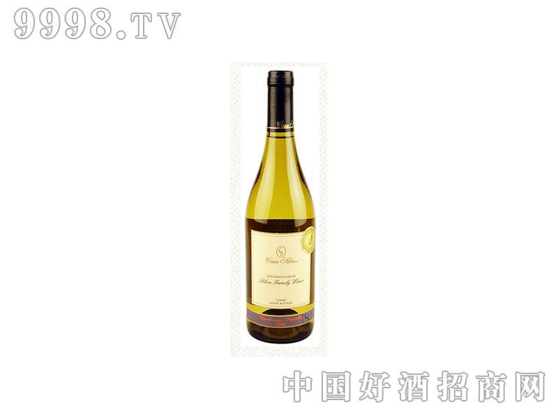 白银庄家族白葡萄酒