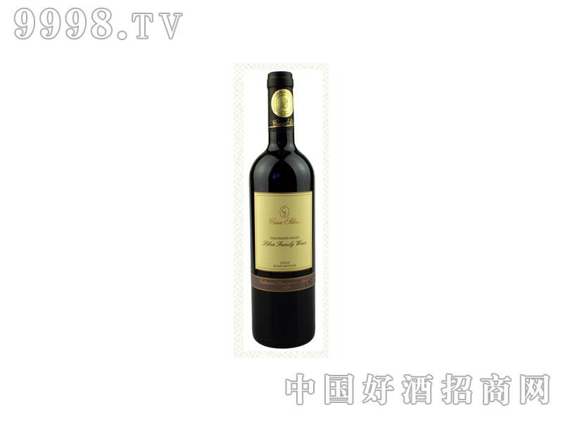 白银庄家族红葡萄酒