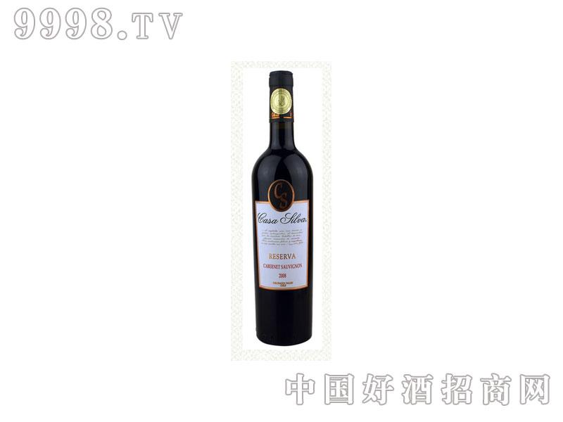 白银庄珍藏赤霞珠葡萄酒