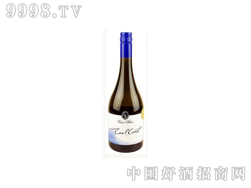 智利白银庄蓝冰海岸长相思葡萄酒