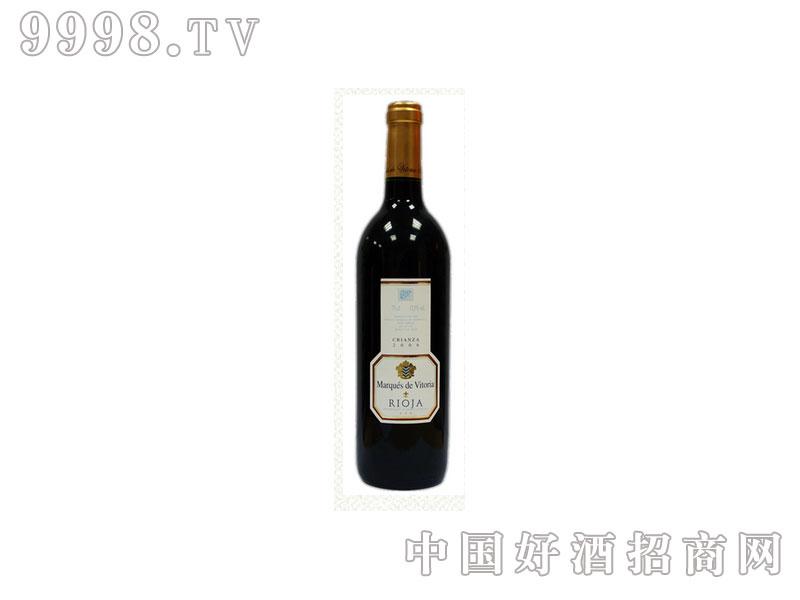 西班牙维多利亚庄里奥哈佳酿葡萄酒