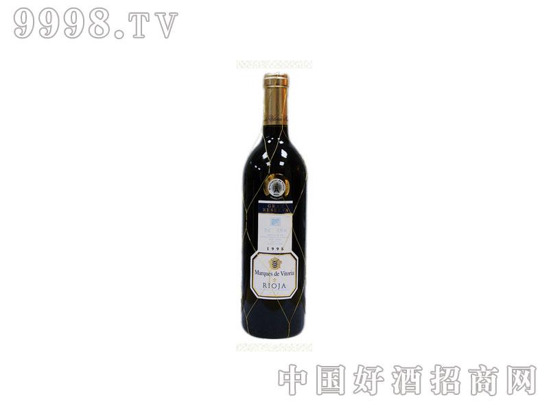 西班牙维多利亚庄里奥哈特酿葡萄酒