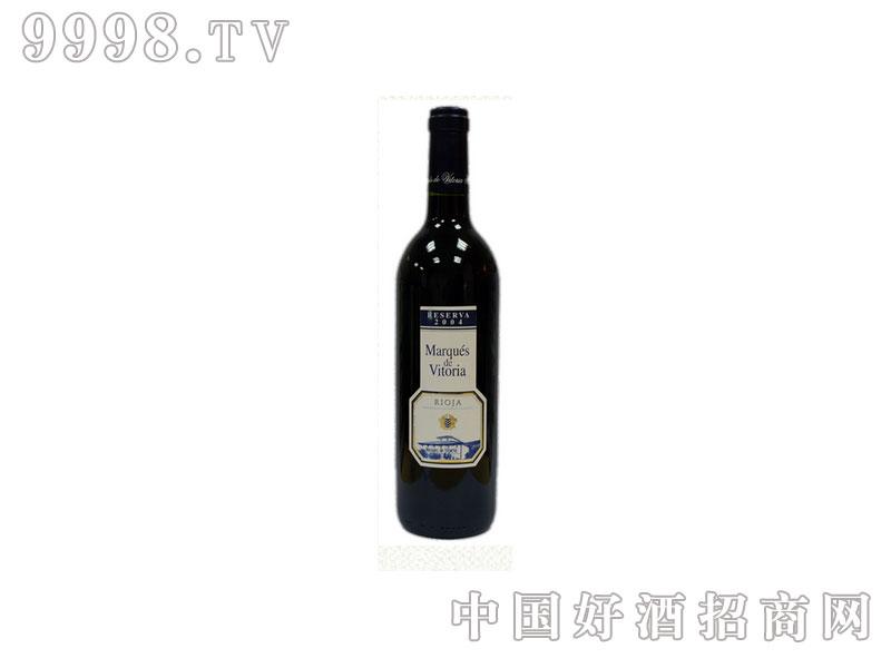 西班牙维多利亚庄里奥哈珍藏葡萄酒