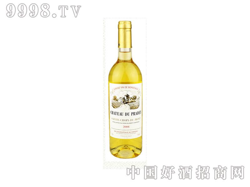 法国帕岱贵腐甜白葡萄酒