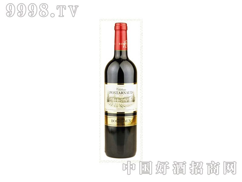 法国彭塔尔诺堡波尔多葡萄酒