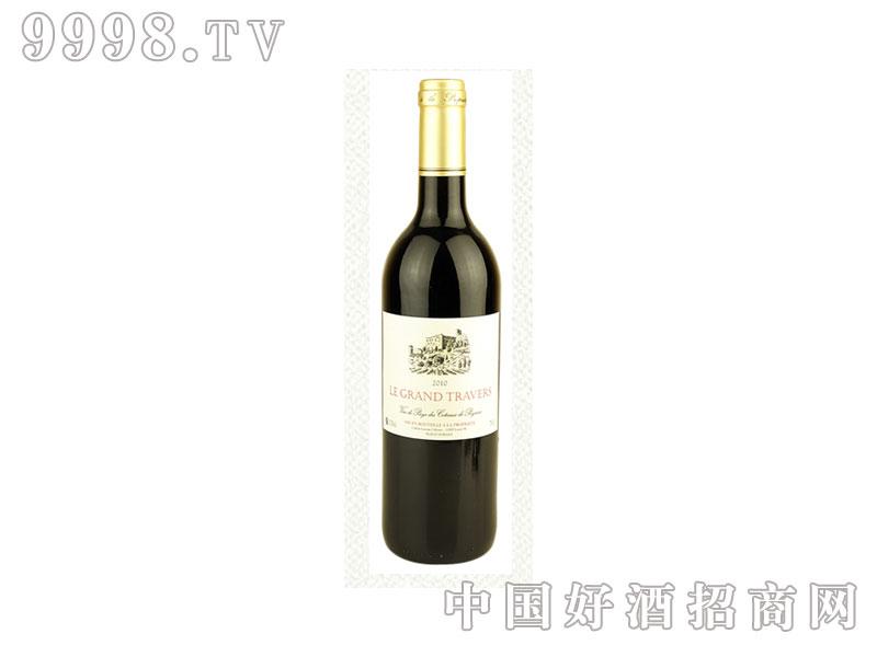 法国特拉芙干红葡萄酒