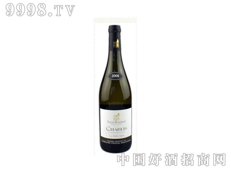 法国云顶庄夏布利老藤珍藏葡萄酒