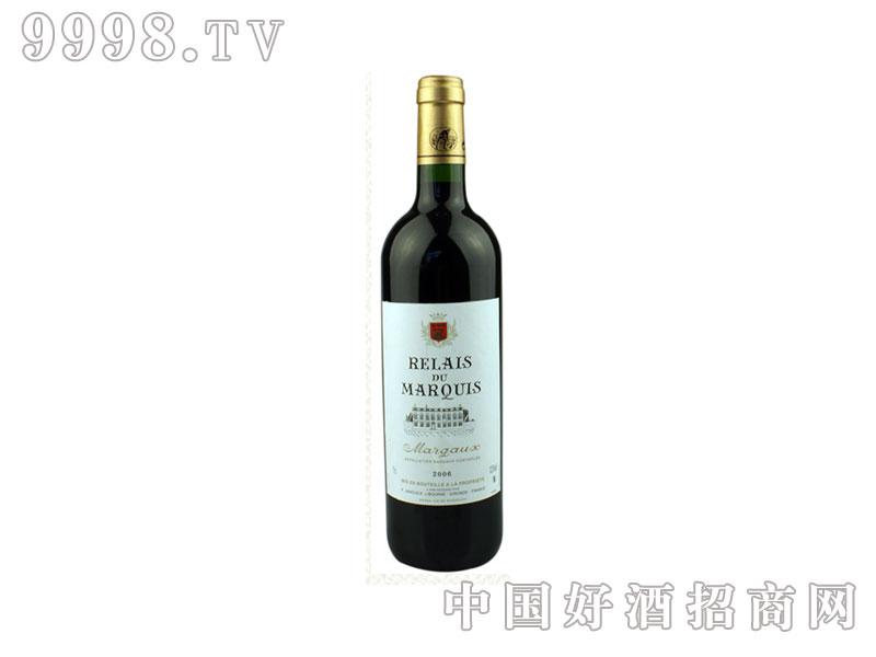 法国小伯爵玛歌干红葡萄酒