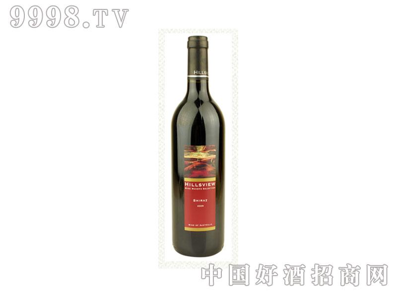 澳洲红宝西拉干红葡萄酒