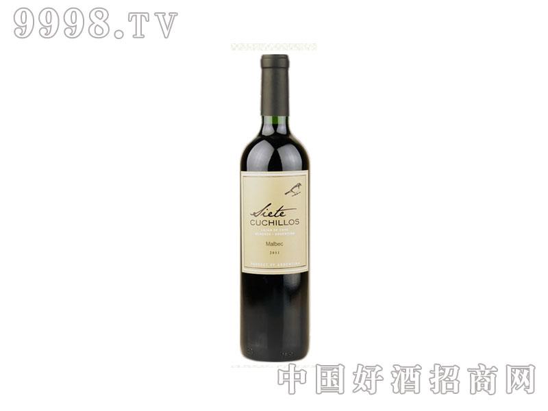 阿根廷卡索庄园马尔贝克干红葡萄酒