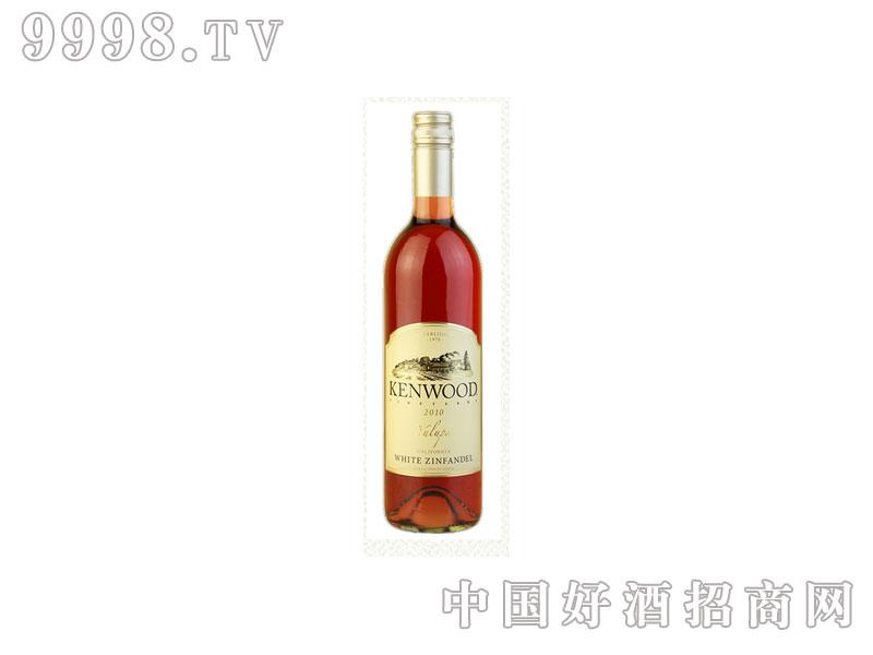 美国金舞庄雅鲁谷白金粉黛葡萄酒