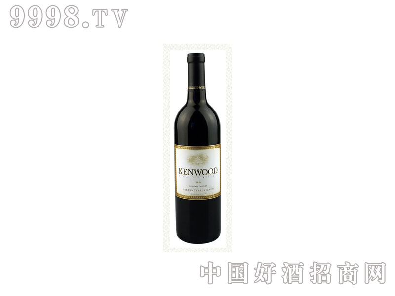 美国金舞庄索诺玛赤霞珠干红葡萄酒