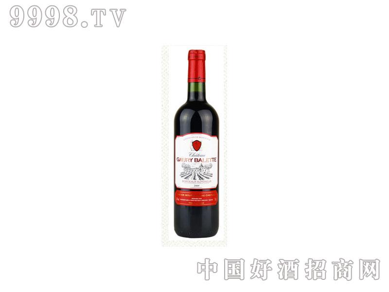 巴莱特超级波尔多干红葡萄酒