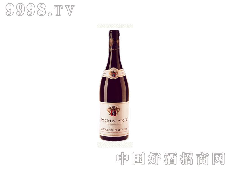 法国福乐父子玻玛干红葡萄酒