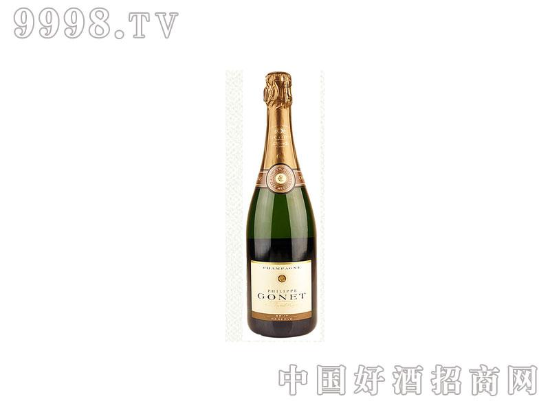法国歌娜珍酿香槟