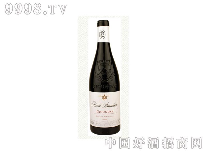 法国吉贡达干红葡萄酒