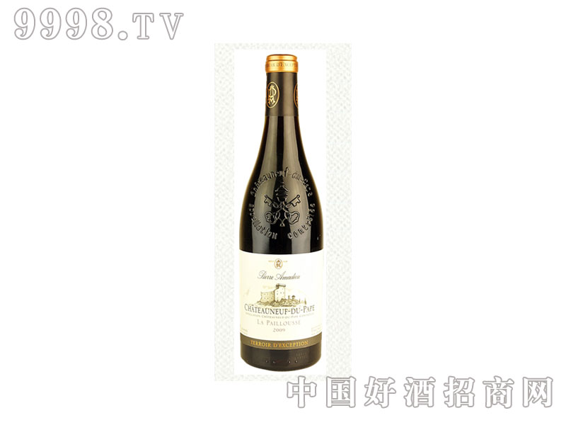 法国教皇新堡干红葡萄酒