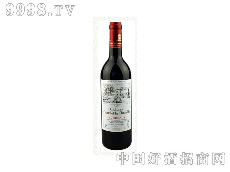 法国卡门庄园波尔多干红葡萄酒