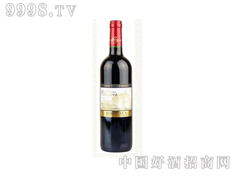 法国凯利儿庄园波尔多葡萄酒