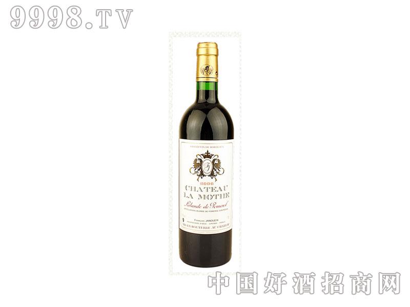 法国莫特庄园波尔多干红葡萄酒