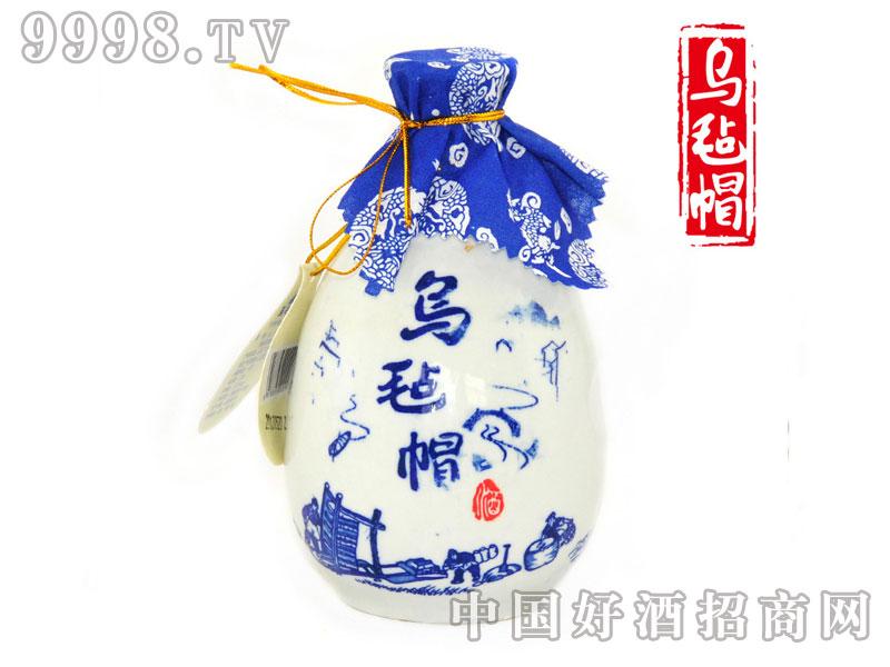 乌毡帽8青花瓷花雕375ml-特产酒类信息