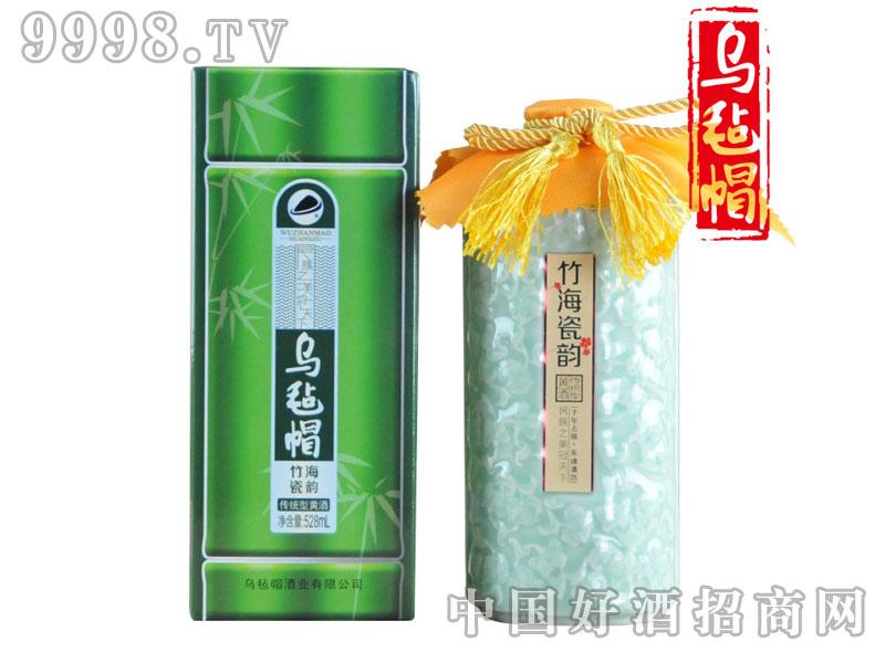 乌毡帽竹海瓷韵-528ml礼盒装-特产酒类信息