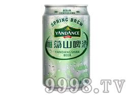 雁荡山啤酒(易拉罐)