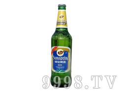 赣泉啤酒 蓝泉