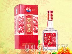 梦瑶春酒红盒