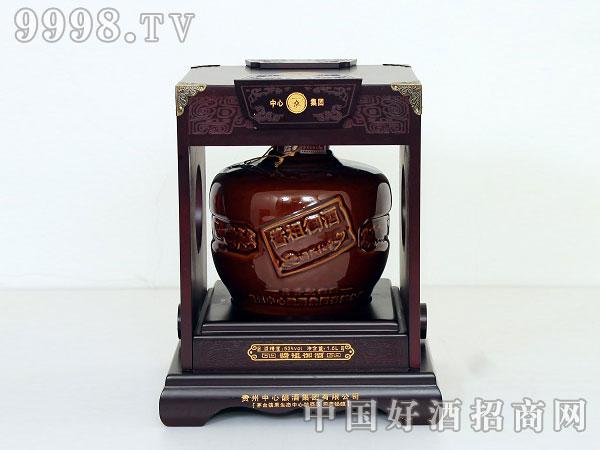 酱祖御酒(1.5L洞藏封坛)