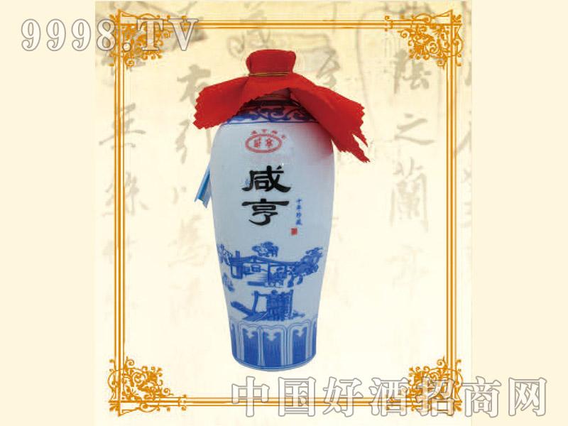 375ml 6咸亨黄酒10年珍藏