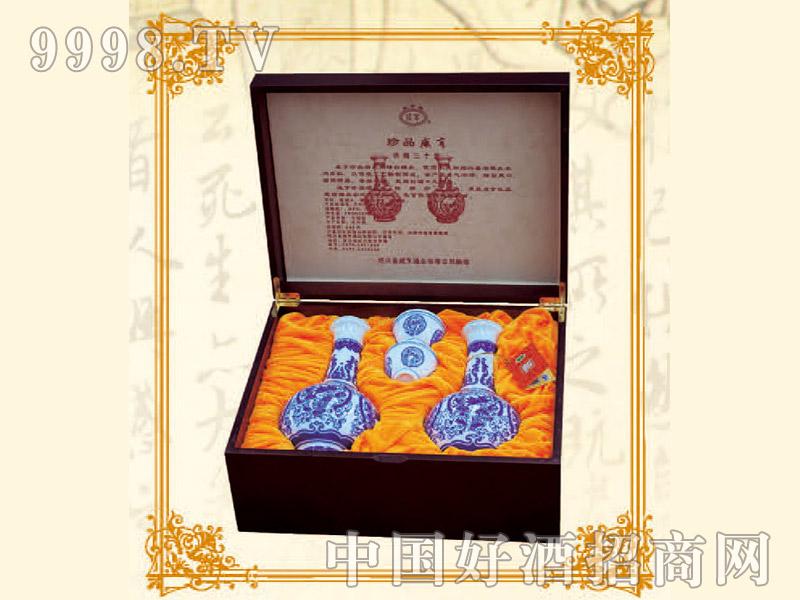 500ML 2 4珍品咸亨30年典藏