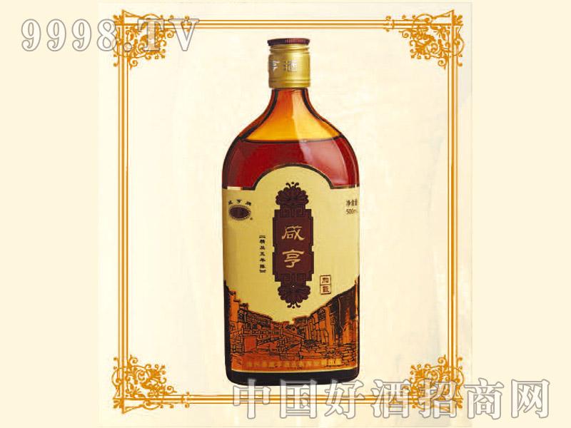 500ml 12咸亨酒5年陈酿-好酒招商信息