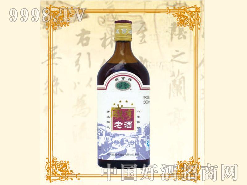 500ml 12咸亨老酒8年陈酿