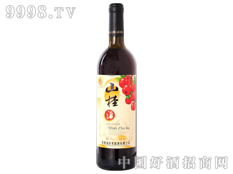 山楂果露酒(保健精品)