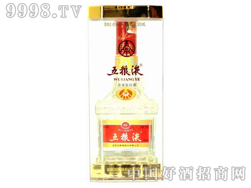 宜宾五粮液45度500ml浓香型白酒