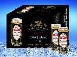 圣洲 黑啤1516 500ML