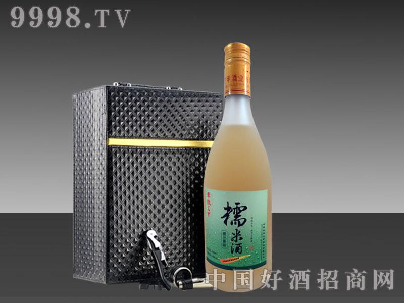 翠微三甲750ML系列--糯米酒