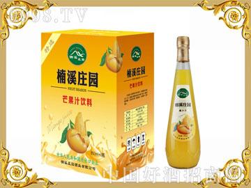 楠溪庄园850ml芒果汁饮料