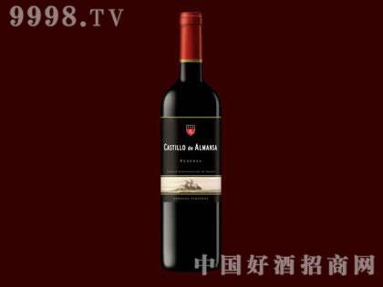 城堡干红葡萄酒2007(陈酿)