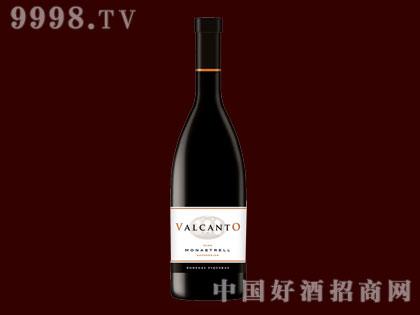 瓦尔坎多干红葡萄酒2008