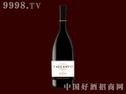 瓦尔坎多干红葡萄酒2009