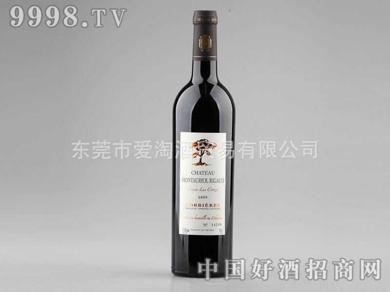 法国AOC级-路易十二干红葡萄酒