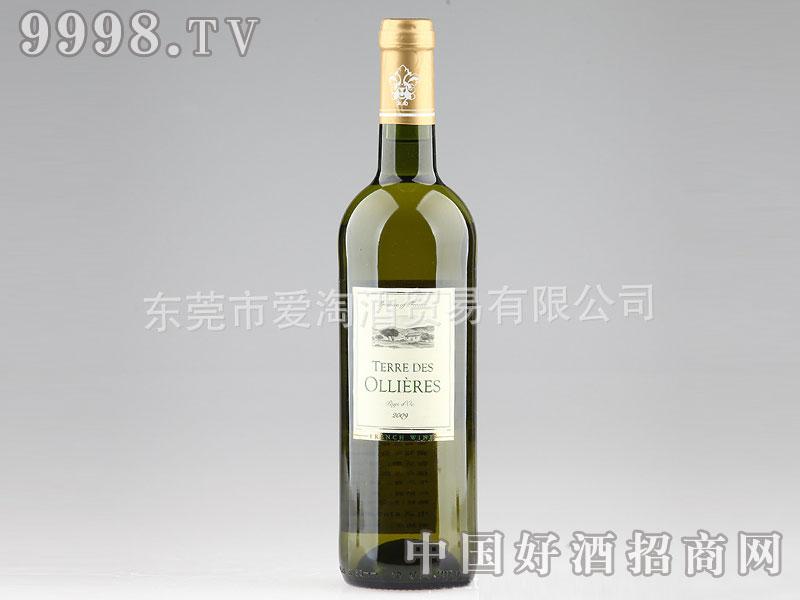 法国奥丽丝干白葡萄酒