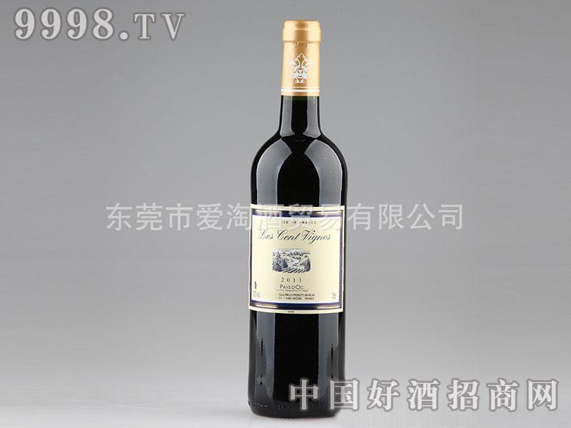 法国佰腾红葡萄酒