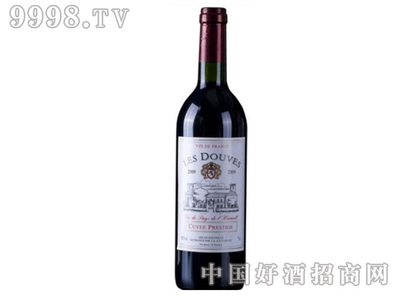 法国杜乌红葡萄酒