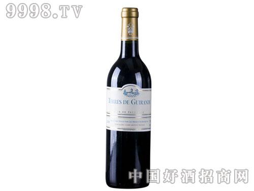 法国红酒嘉拉迪红葡萄酒