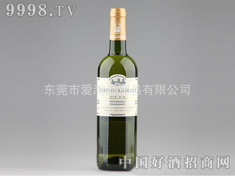 法国嘉拉迪干白葡萄酒