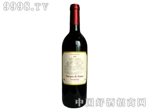法国卡苯纳干红葡萄酒